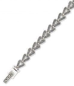 marcasite bracelet BR0610 1