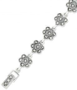 marcasite bracelet BR0613 1
