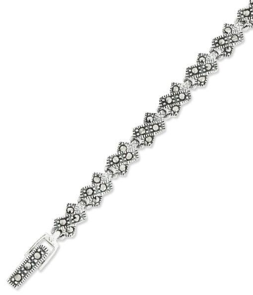 marcasite bracelet BR0614 1