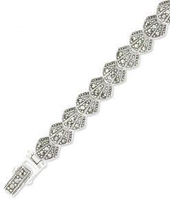 marcasite bracelet BR0619 1