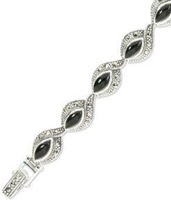 marcasite bracelet BR0620 1