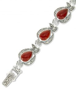 marcasite bracelet BR0625 1