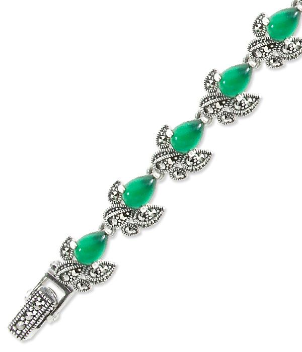 marcasite bracelet BR0626 1