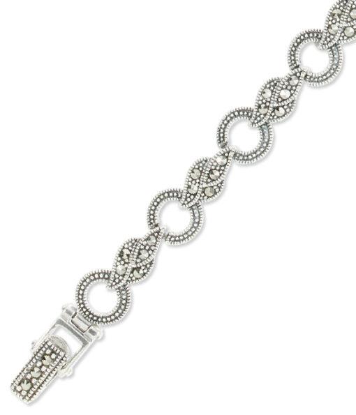 marcasite bracelet BR0629 1