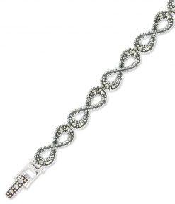 marcasite bracelet BR0630 1
