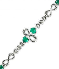 marcasite bracelet BR0632 1