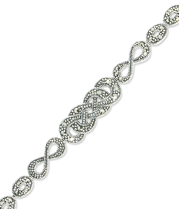 marcasite bracelet BR0634 1