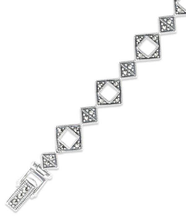 marcasite bracelet BR0637 1