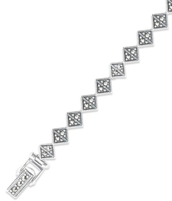 marcasite bracelet BR0638 1