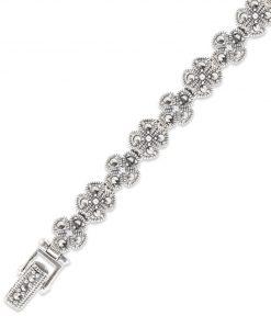 marcasite bracelet BR0641 1