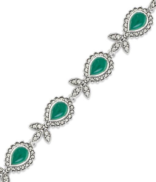 marcasite bracelet BR0643 1