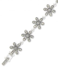 marcasite bracelet BR0645 1