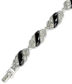 marcasite bracelet BR0650 1