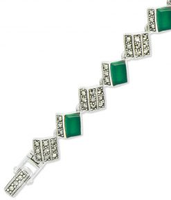 marcasite bracelet BR0651 1