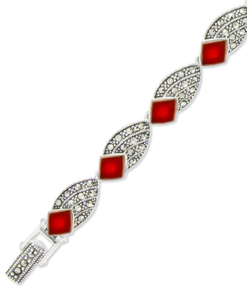 marcasite bracelet BR0652 1