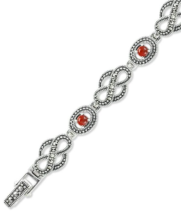 marcasite bracelet BR0658 1