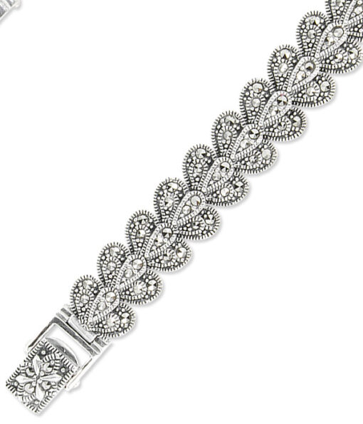 marcasite bracelet BR0661 1