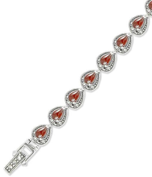 marcasite bracelet BR0667 1