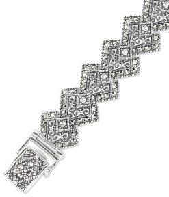 marcasite bracelet BR0670 1