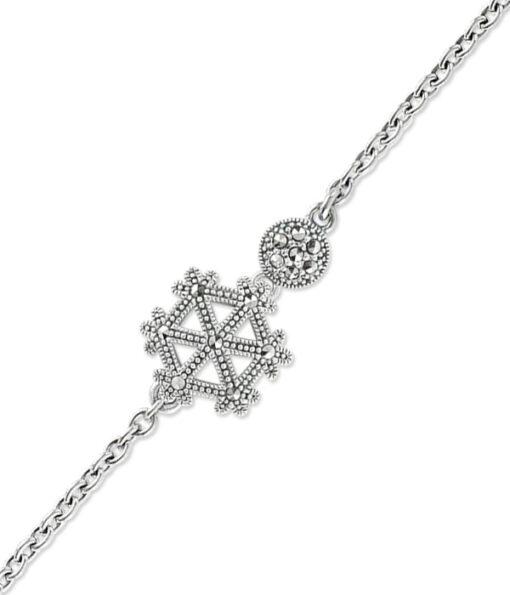 marcasite bracelet BR0671 1