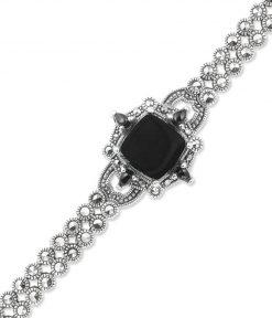 marcasite bracelet BR0678 1