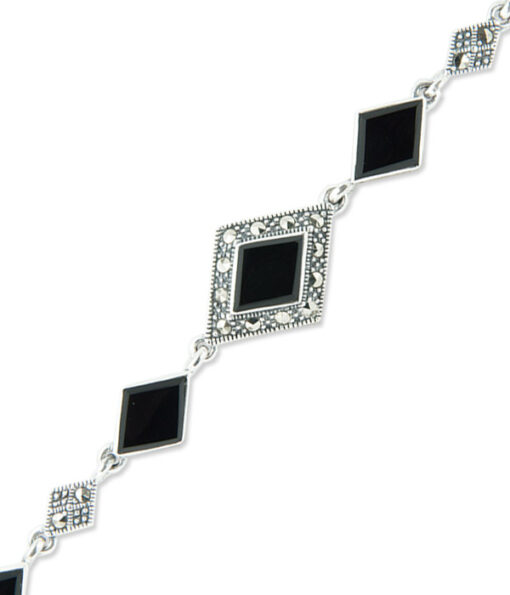marcasite bracelet BR0679 1