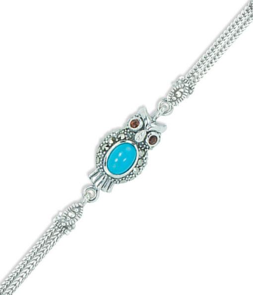 marcasite bracelet BR0685 1