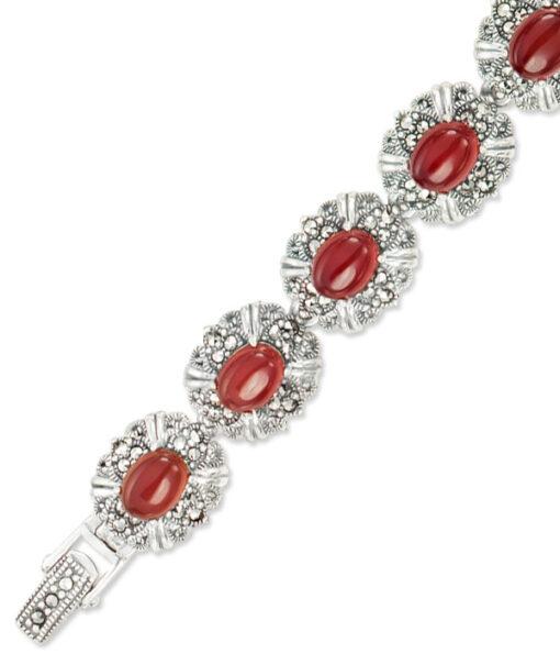 marcasite bracelet BR0686 1