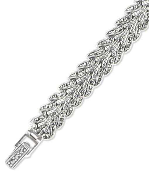 marcasite bracelet BR0687 1