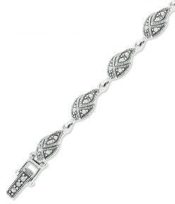 marcasite bracelet BR0691 1