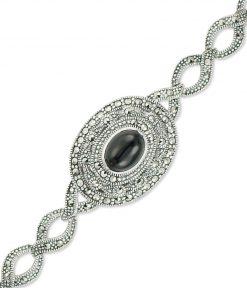 marcasite bracelet BR0712 1