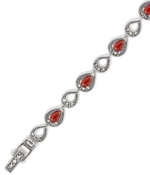 marcasite bracelet BR0737 1