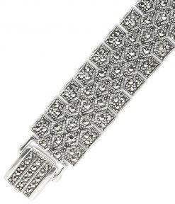 marcasite bracelet BR0741 1