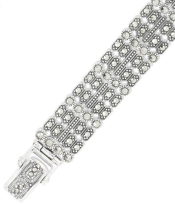 marcasite bracelet BR0745 1