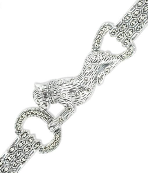 marcasite bracelet BR0747 1