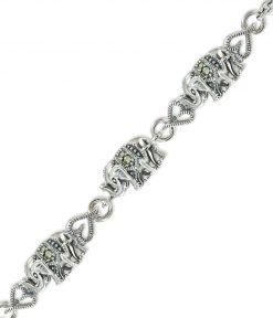 marcasite bracelet BR0754 1