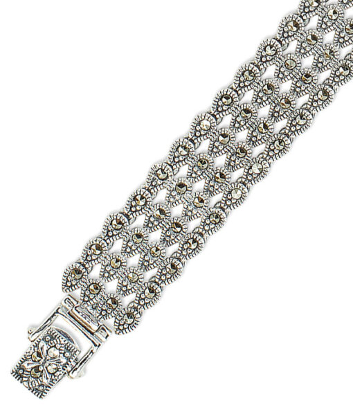 marcasite bracelet BR0764 1