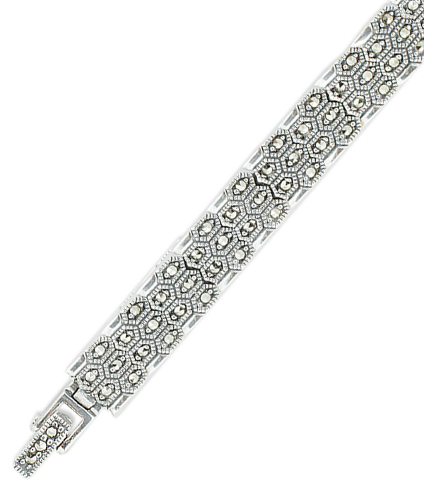 marcasite bracelet BR0770 1