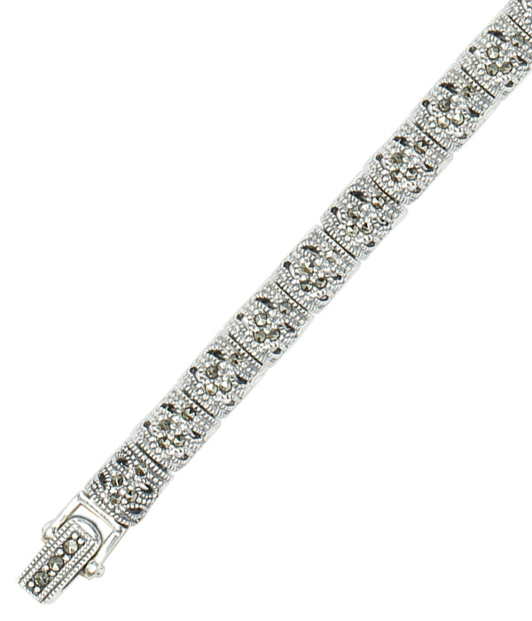 marcasite bracelet BR0771 1
