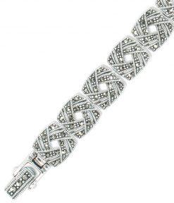 marcasite bracelet BR0781 1