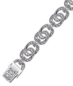 marcasite bracelet BR0782 1