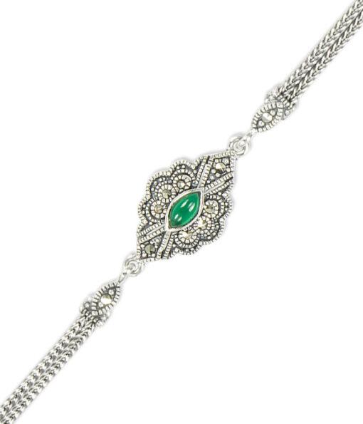 marcasite bracelet BR0795 1