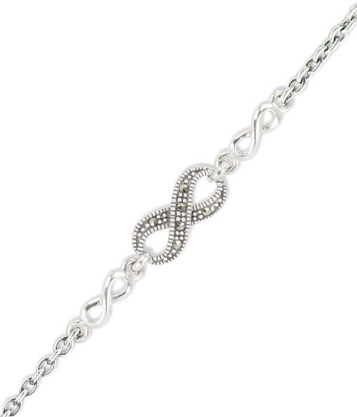 marcasite bracelet BR0814 1