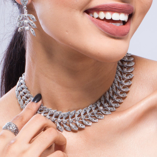 Top 10 Most Versatile Sterling Silver Necklaces for Women 003