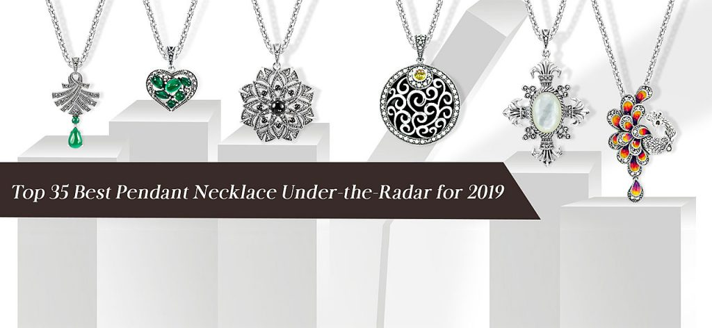 Top 35 Best Pendant Necklace Under the Radar for 2019 001