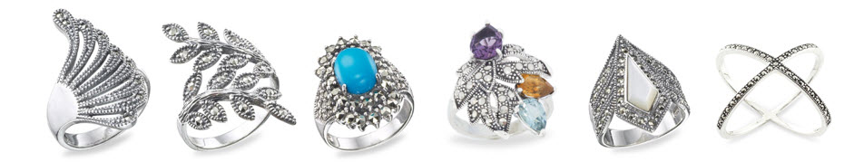 Top 50 Best Silver Rings Every Girl Must Have 04