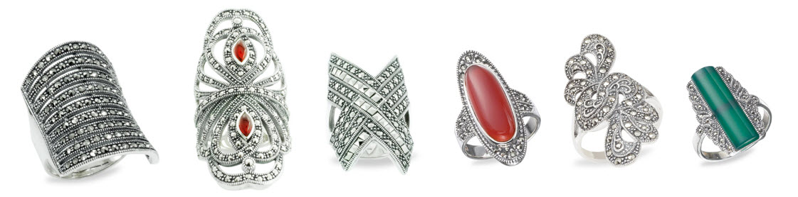 Top 50 Best Silver Rings Every Girl Must Have 06