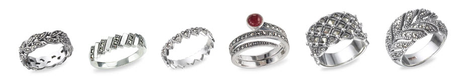 Top 50 Best Silver Rings Every Girl Must Have 07