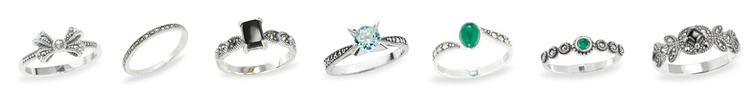 Top 50 Best Silver Rings Every Girl Must Have 08