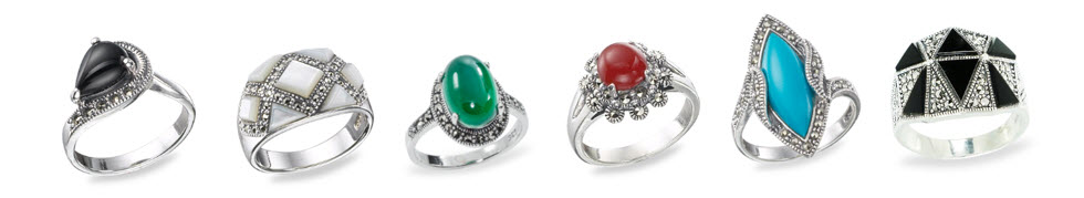 Top 50 Best Silver Rings Every Girl Must Have 09
